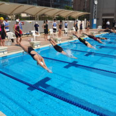 第42回港区水泳競技大会